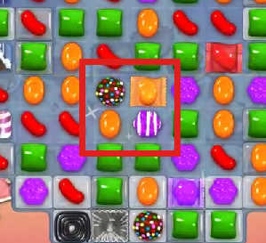 candy crush level 125
