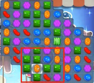 Candy Crush Dreamworld Level 130 Cheats and Tips