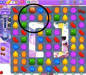 Candy Crush Dreamworld Level 34 Cheats and Tips