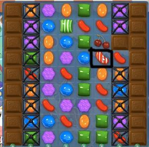 Candy Crush Dreamworld Level 62 Cheats and Tips