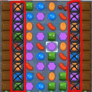 Candy Crush Dreamworld Level 62 Cheats and Tips
