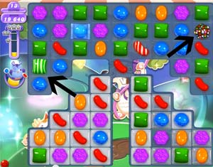 candy crush level 69