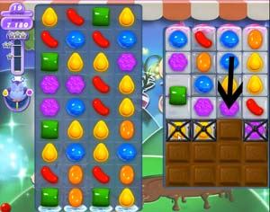 candy crush level 70
