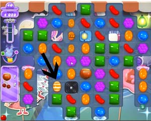 Candy Crush Dreamworld Level 95 Cheats and Tips