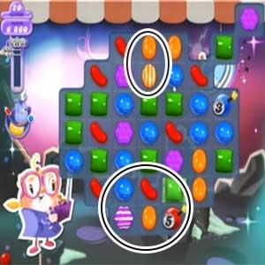Candy Crush Dreamworld Level 97 Cheats and Tips