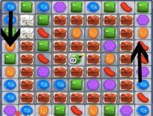 Candy Crush Dreamworld Level 143 Cheats and Tips