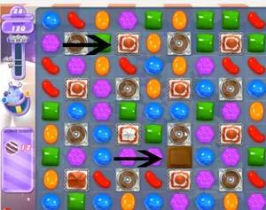 Candy Crush Dreamworld Level 166 Cheats and Tips
