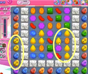 candy crush level 257