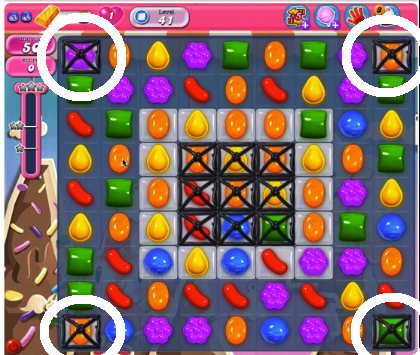 candy crush level 41