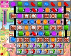 Candy Crush Level 595 Cheats and Tips