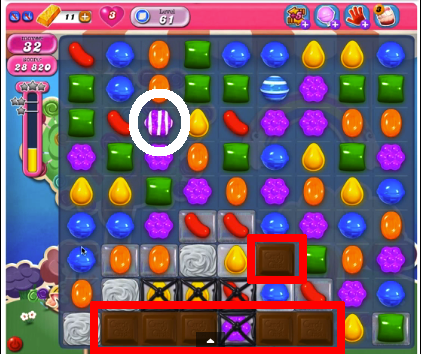 candy crush level 61 cheats and tips candy crush cheats