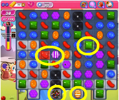 candy crush level 93