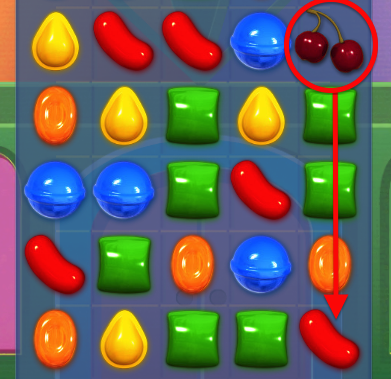 candy crush level 11