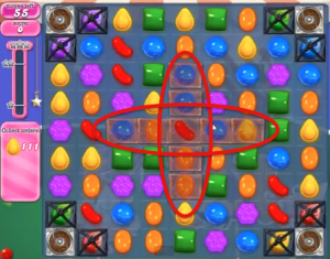 candy crush level 408