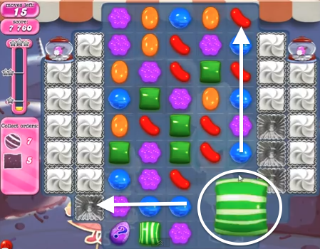 candy crush level 360