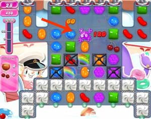 Candy Crush level 620