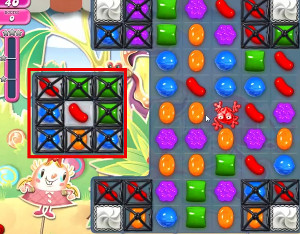 Candy Crush level 626