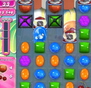 Candy Crush level 629