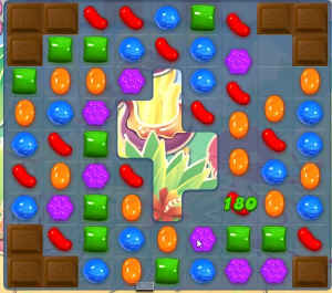 Candy Crush level 630