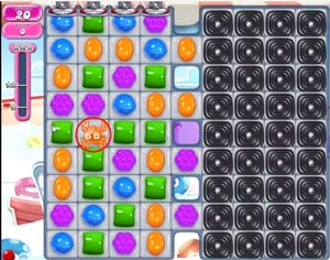 Candy Crush level 616