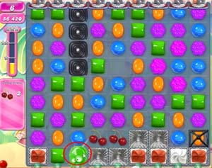 Candy Crush level 631