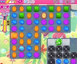 Candy Crush level 632