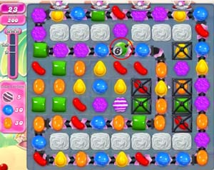 Candy Crush level 633