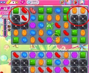 Candy Crush level 634