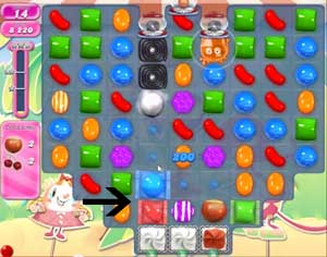 Candy Crush level 635