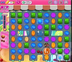 Candy Crush level 637