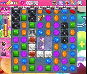 Candy Crush level 639