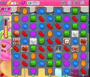 Candy Crush level 644