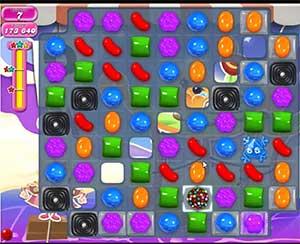 Candy Crush level 652