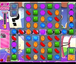 Candy Crush level 656