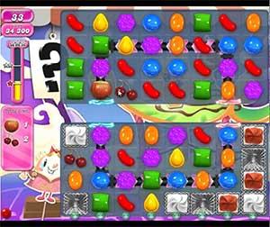 Candy Crush level 660
