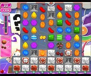 Candy Crush level 661