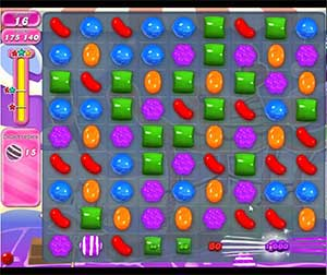Candy Crush level 665