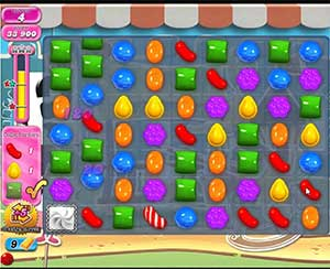 Candy Crush level 669