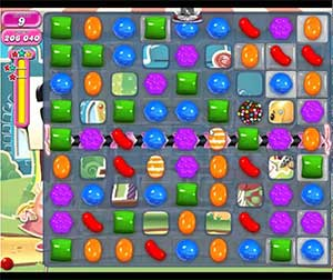 Candy Crush level 673
