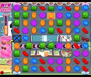 Candy Crush level 674