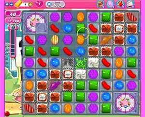 Candy Crush level 678