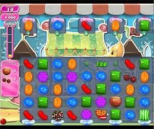 Candy Crush level 680