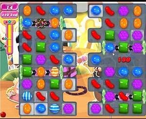 Candy Crush level 682