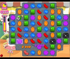 Candy Crush level 683