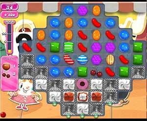 Candy Crush level 685