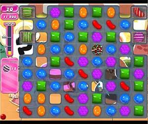 Candy Crush level 686