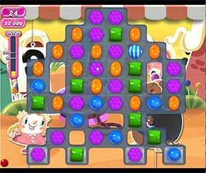 Candy Crush level 688