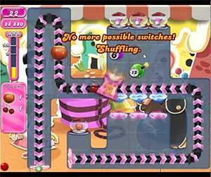 Candy Crush level 690
