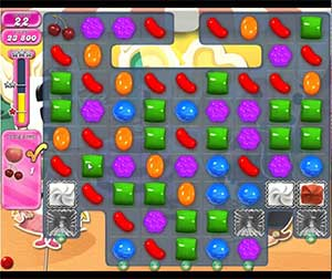 Candy Crush Level 691 Cheats and Tips