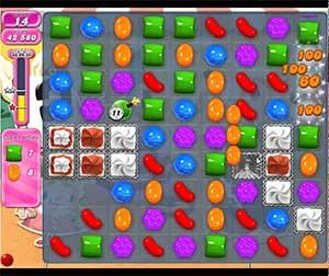 Candy Crush level 693